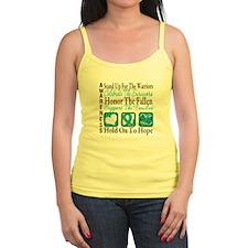 Ovarian Cancer StandUp Jr.Spaghetti Strap