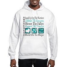 Ovarian Cancer StandUp Hoodie