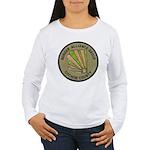 Cochise County Border Women's Long Sleeve T-Shirt