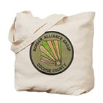 Cochise County Border Alliance Tote Bag