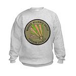 Cochise County Border Alliance Kids Sweatshirt