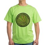 Cochise County Border Alliance Green T-Shirt