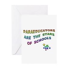 PARA Greeting Card
