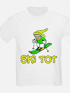 Ski Tot Isabella Kids T-Shirt