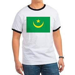 Mauritania Flag T