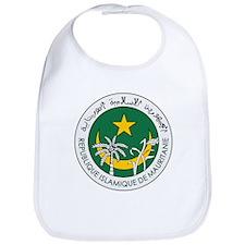 Mauritania Coat Of Arms Bib