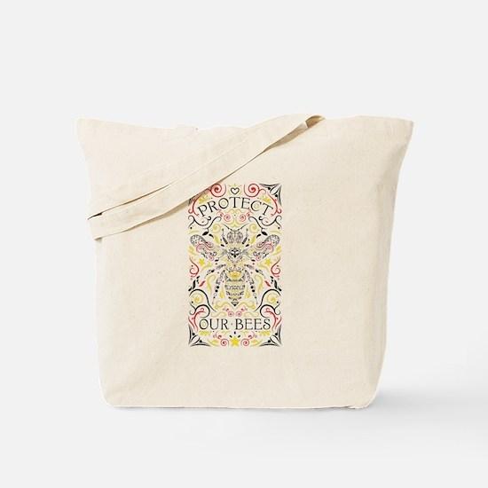Cute Activist Tote Bag