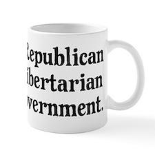 Republican Irony Mug