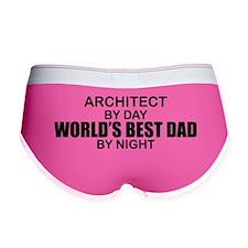 World's Greatest Dad - Architect Women's Boy Brief