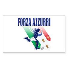 Forza Italia Decal