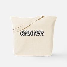Calgary Tote Bag