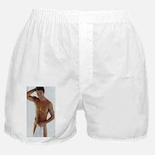 Towel Hottie Boxer Shorts