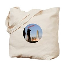 Funny The rocket summer Tote Bag
