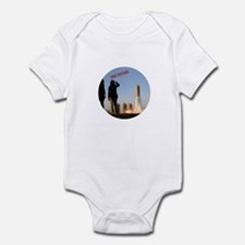Cute The rocket summer Infant Bodysuit