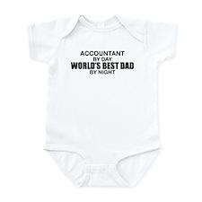 World's Greatest Dad - Accountant Infant Bodysuit