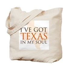 Texas in my Soul Tote Bag