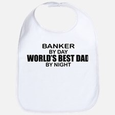 World's Greatest Dad - Banker Bib