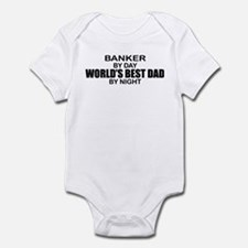 World's Greatest Dad - Banker Infant Bodysuit