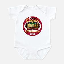 Dan Coats Indiana Infant Bodysuit