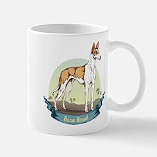 Ibizan Hound: Banner Series Mug