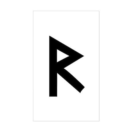 RAIDHO Sticker (Rectangle)