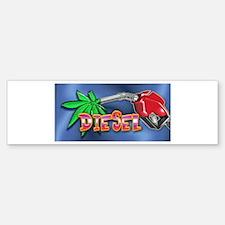 DIESEL WEED Bumper Bumper Sticker
