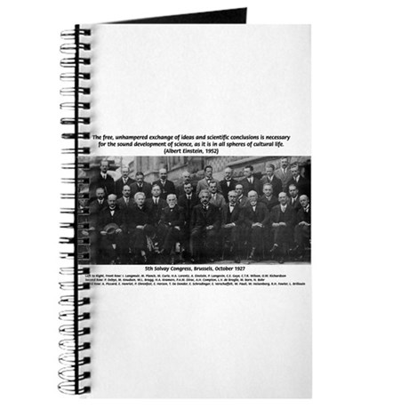 5th Solvay Conference Journal