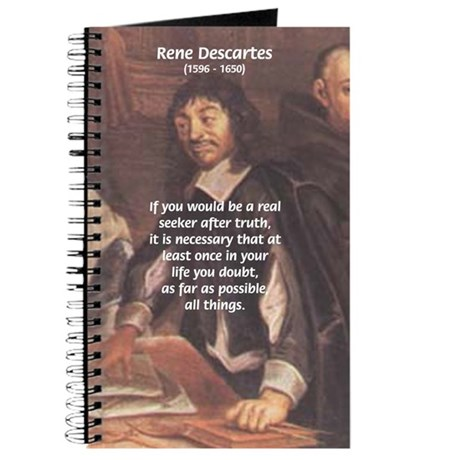 an analysis of the philosophy of doubt by descartes Rene descartes (1569-1650), the 'father' of modern philosophy, is without doubt one of the greatest thinkers in history:  key philosophical writings.
