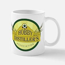 Hobby Distiller's Association Logo Mugs