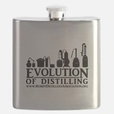 Evolution Of Distilling Flask