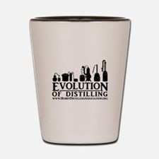 Evolution of Distilling Shot Glass