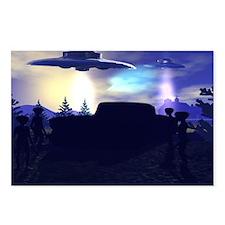 Alien Roadblock