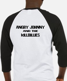 Angry johnny Baseball Jersey