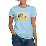Sunflowers / Yorkie #17 Women's Light T-Shirt
