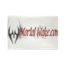 Logo Stuff Rectangle Magnet (100 pack)