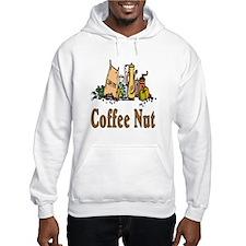 Coffee Nut Jumper Hoody