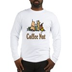 Coffee Nut Long Sleeve T-Shirt