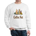 Coffee Nut Sweatshirt