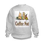Coffee Nut Kids Sweatshirt