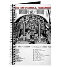 B-25 Pilot's Compartment Journal
