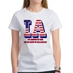 Iowa Women's T-Shirt