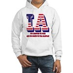 Iowa Hooded Sweatshirt