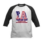 Iowa Kids Baseball Jersey