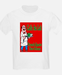 New orleans Coffee Kids T-Shirt