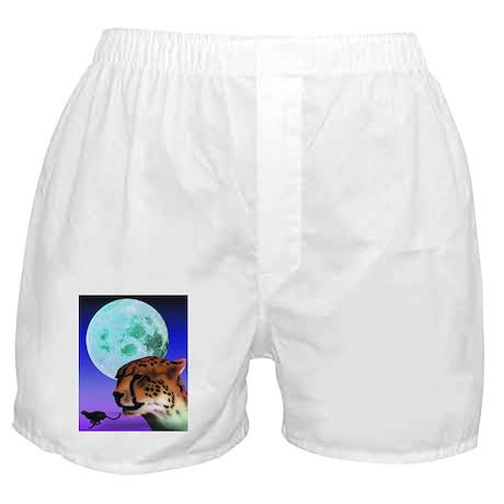 Cheetah Boxer Shorts