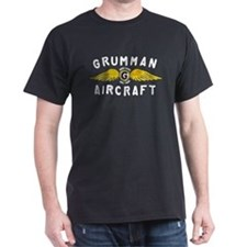 Grumman Aircraft Wings T-Shirt