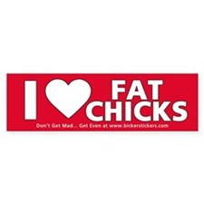 I Love Fat Chicks