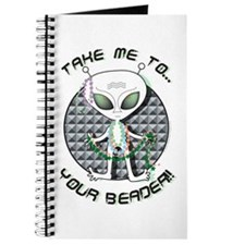 Take Me to Your Beader Journal