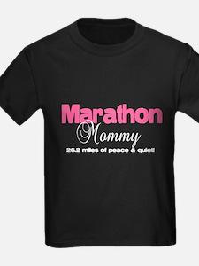 Marathon Mommy Peace Quiet T