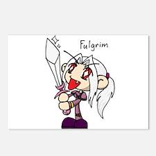 Fulgrim Postcards (Package of 8)